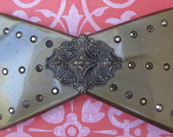 Vintage Belt Buckle 1920s