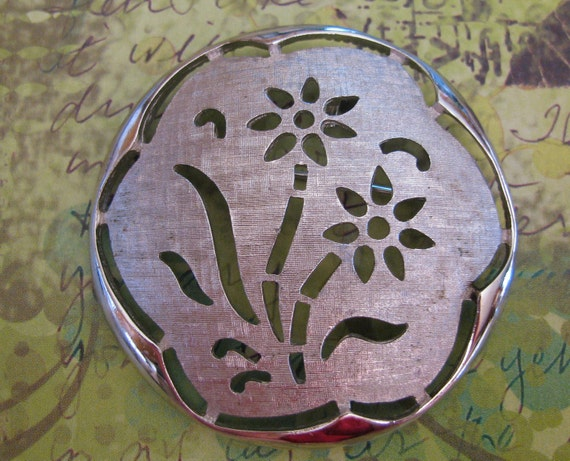 Vintage Sarah Coventry Brooch or Pendant