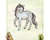 Pony - 8x10 Print