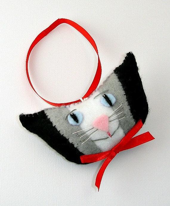 Cat Ornament  AURORA