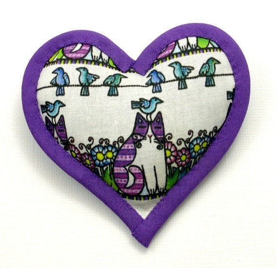 Catnip Toy  Heart
