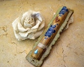 MEZUZAH - Protect your home, Bless your home . Decorate Mezuzah item. Made by Mintook