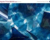 Aqua Marine Shards/Confetti Glass 96 Coe