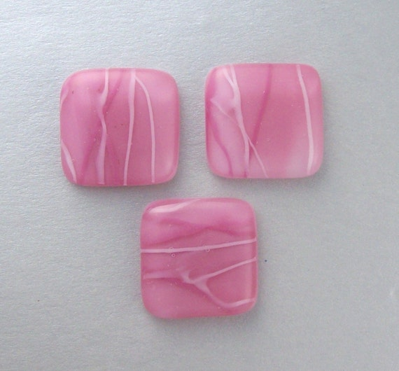 Fused Glass Cabochons 7296