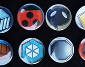 Jhoto League Badges