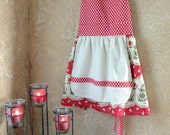Old Fashioned Christmas full apron