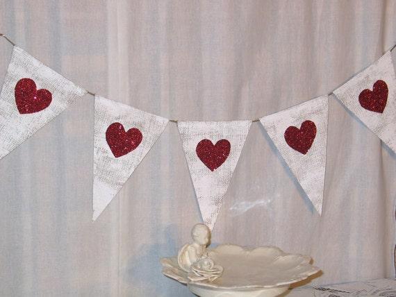 Wedding banner  ..   Heart Banner
