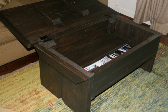 Coffee table trunk. Coffee table trunk.