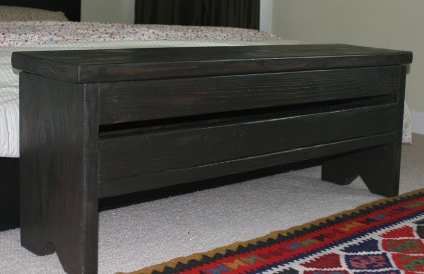 foot Narrow Trunk / Storage Bench