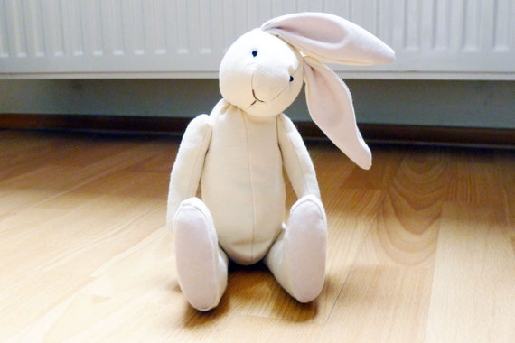 Eco Friendly Baby Cream Bunny Cinnamon Rabbit