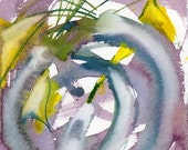 Fresh Pick No.143, original watercolor
