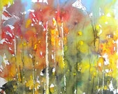 New England Fall-Scape No.6, limited edition of 50 fine art giclee prints