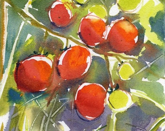 Fresh Pick No.67, limited edition of 50 fine art giclee prints