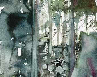 Purgatory Chasm, Sutton MA No.10, limited edition of 50 fine art giclee prints