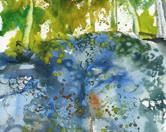 Purgatory Chasm, Sutton MA No.18, limited edition of 50 fine art giclee prints