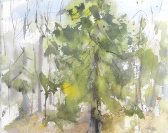 New England Spring-Scape No.92, limited edition of 50 fine art giclee print