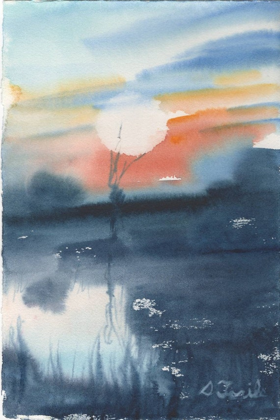 Marsh No.71, limited edition of 50 fine art giclee prints
