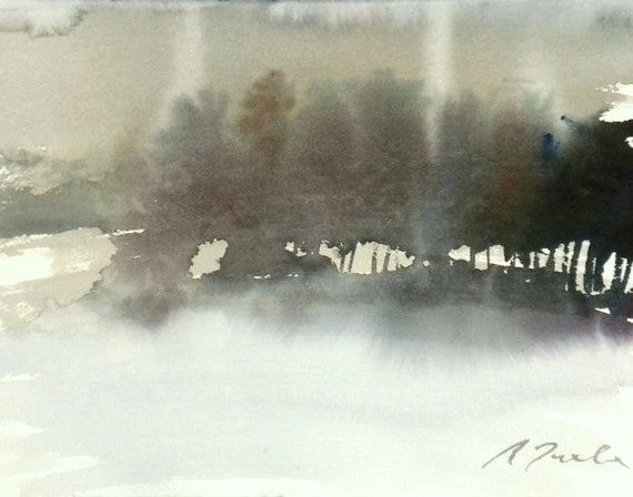 New England Winter-Scape No.67, limited edition of 50 fine art giclee prints