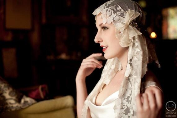 Darling, I Do Bridal Veil