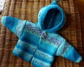 SOLD OUT   Colourful baby boy cardigan