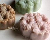 Hibiscus Rosa-Sinensis Silicone Soap Mold ( Soap Republic )