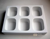 Minimalist Series M2  / 6 in 1 / Silicone Soap Mold ( Soap Republic )