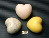 Valentine Big Love Heart Shape Silicone Soap Mold ( Soap Republic )