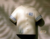 Baseball Suit Silicone Soap Mold ( Soap Republic )