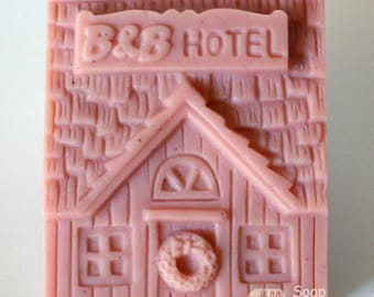 B&B Hotel Silicone  Soap Mold ( Soap Republic )