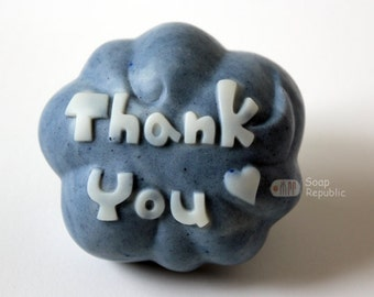 Thank You Silicone Soap Mold ( Soap Republic )