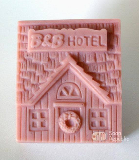 B&B Hotel Silicone  Soap Mold ( Soap Republic )