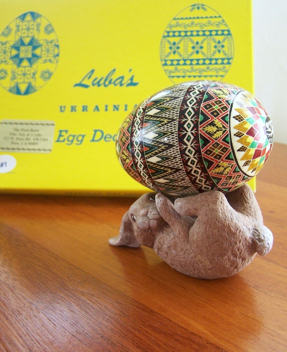 Easter Eggs Decoration Kit By Cocoapod: Luba's Ukrainian Easter Egg Decorating Kit Pysanky By
