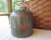 Vintage Summer Picnic Jug/Cooler
