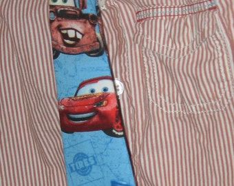 Lighting McQueen Necktie Boys