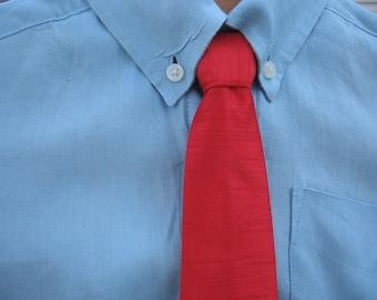 Boys / Toddler red necktie