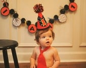 Mickey Birthday Hat, Diaper Cover, and Tie  set - 1st Birthday Mouse Birthday Hat - Mickey birthday outfit