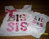 Big Sis/Lil Sis - Big Bro/Lil Bro Shirts