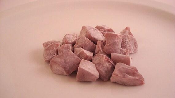 SAMPLE Raspberry Sweet Mochi -Vegan -Gluten Free