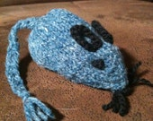 Hand Knit in Maine Catnip Mouse Cat Toy