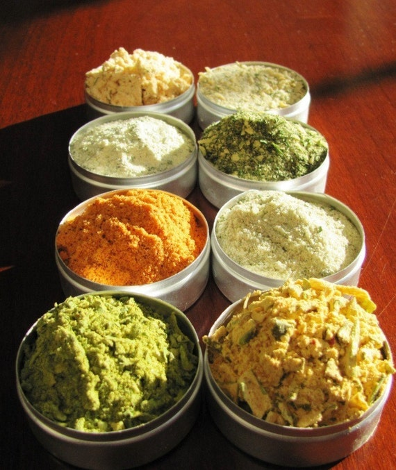 Gourmet Dip Seasonings for the hostess with the mostest