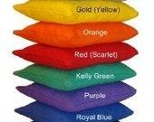 Set of 8 ACA Regulation Cornhole Bags  16 Colors Available