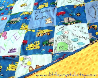 Baby Shower Quilt. Toddler/ Crib /Wall Hanging . CUSTOM Made Quilt for your Baby Shower!!