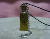 Gold Pixie Dust Necklace