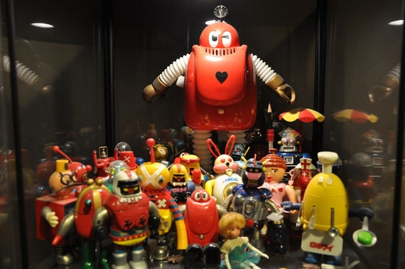 1980 Popy Robocon Complete Japan Robot Bandai