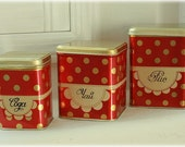 Vintage tin boxes Russia ARTIST AID JAPAN Relief