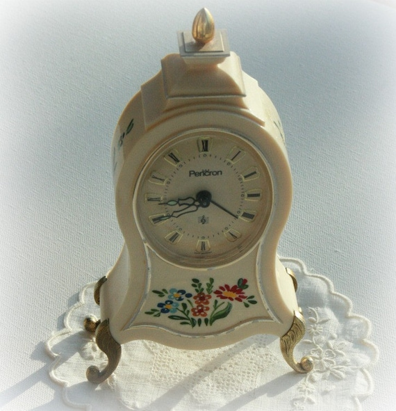 Fichter Alarm Clock Made In West Germany Vintage By