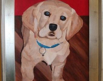 Painted Pet Portraits