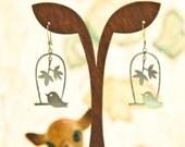 BirdieMac Swinging Earrings