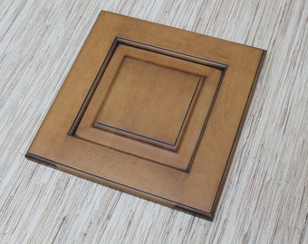Reclaimed Cabinet Door - solid wood - create your own art - wall hanger