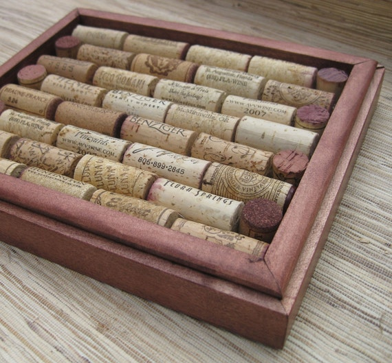 Recycled Wine Cork Trivet LG
